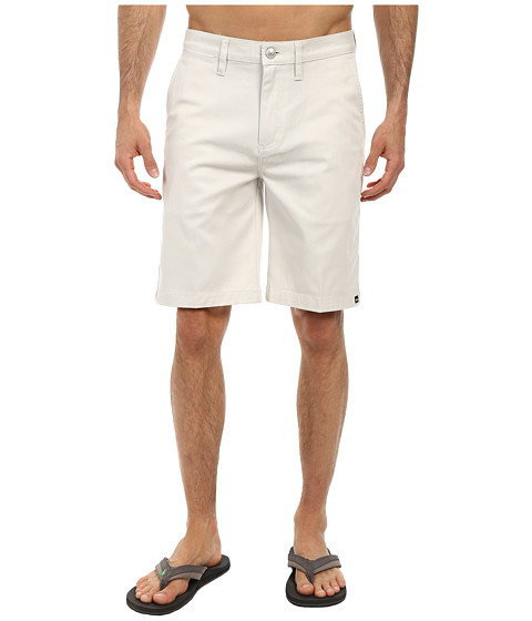 Quiksilver - Union Chino Walkshort (Rainy Day) Men