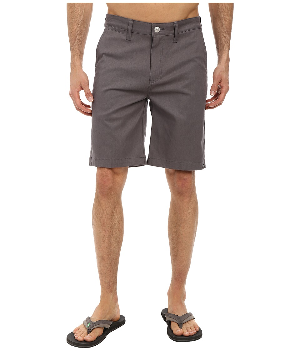 Quiksilver - Union Chino Walkshort (Castlerock) Men's Shorts