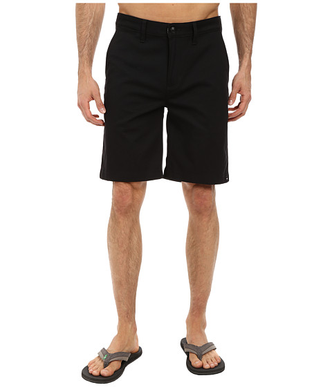 Quiksilver - Union Chino Walkshort (Anthracite) Men's Shorts