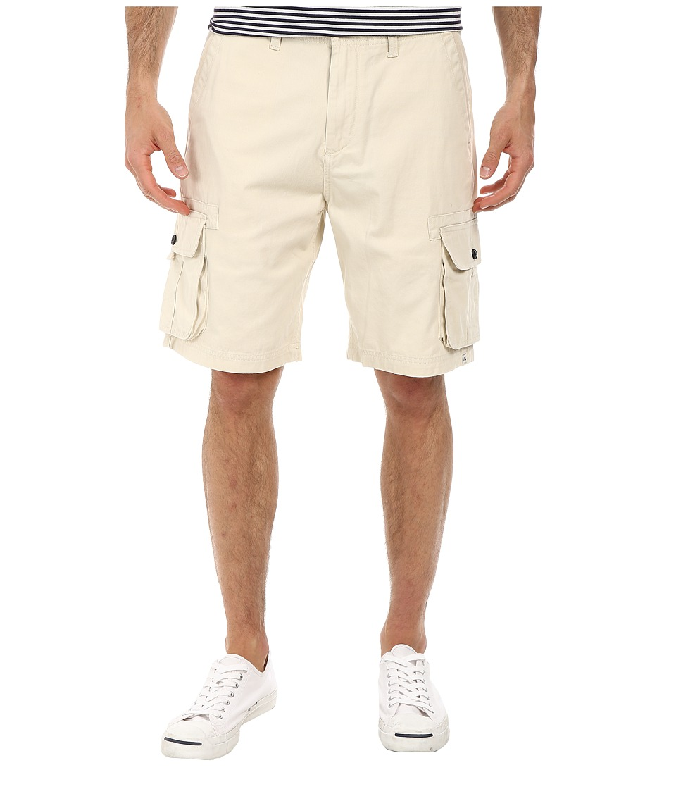 Quiksilver - Deluxe Cargo Short (Rainy Day) Men's Shorts