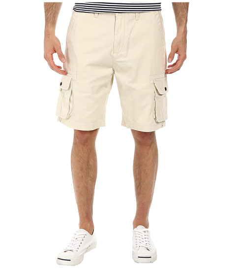 Quiksilver - Deluxe Cargo Short (Rainy Day) Men