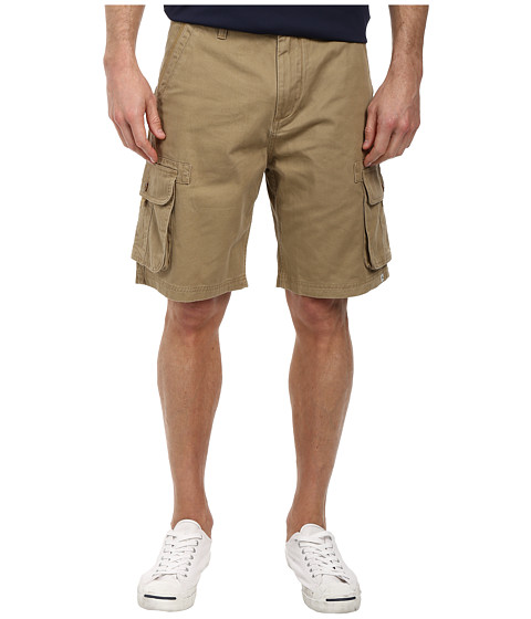 Quiksilver - Deluxe Cargo Short (Elmwood) Men