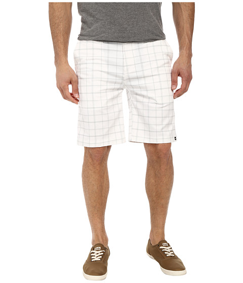 Quiksilver - Union Surplus Walkshort (White) Men's Shorts