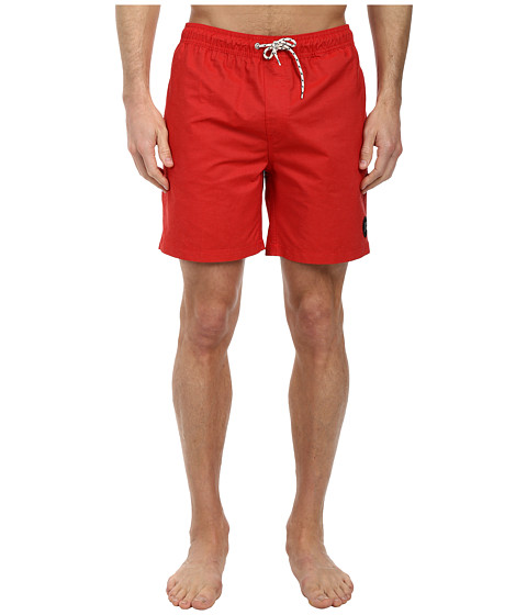 Quiksilver - Classic 17 Volley (Quik Red) Men's Swimwear