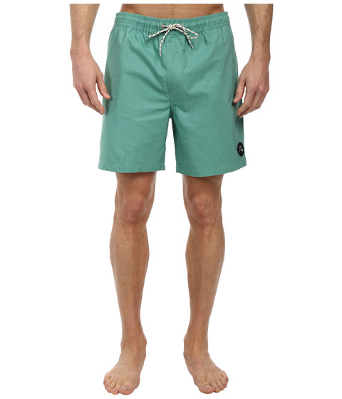 Quiksilver - Classic 17 Volley (Beryl Green) Men's Swimwear