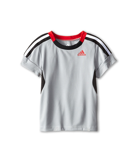 adidas Kids - Clima Top (Toddler/Little Kids) (Onix) Boy