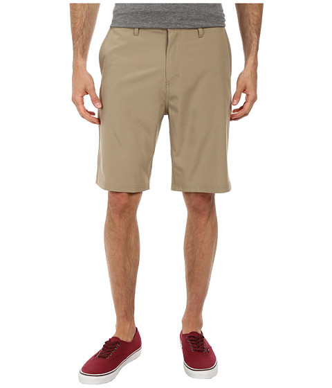 Quiksilver - Everyday Solid Hybrid (Elmwood) Men's Shorts