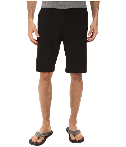 Quiksilver - Everyday Solid Hybrid (Black) Men's Shorts