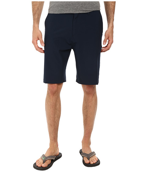 Quiksilver - Everyday Solid Hybrid (Navy Blazer) Men's Shorts