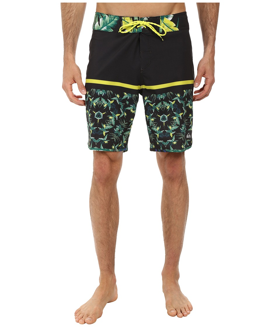 Quiksilver - AG47 Half Block 19 Boardshort (Sulphur Spring) Men's Swimwear