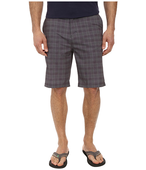 Quiksilver - Neolithic Hybrid Short (Black) Men's Shorts