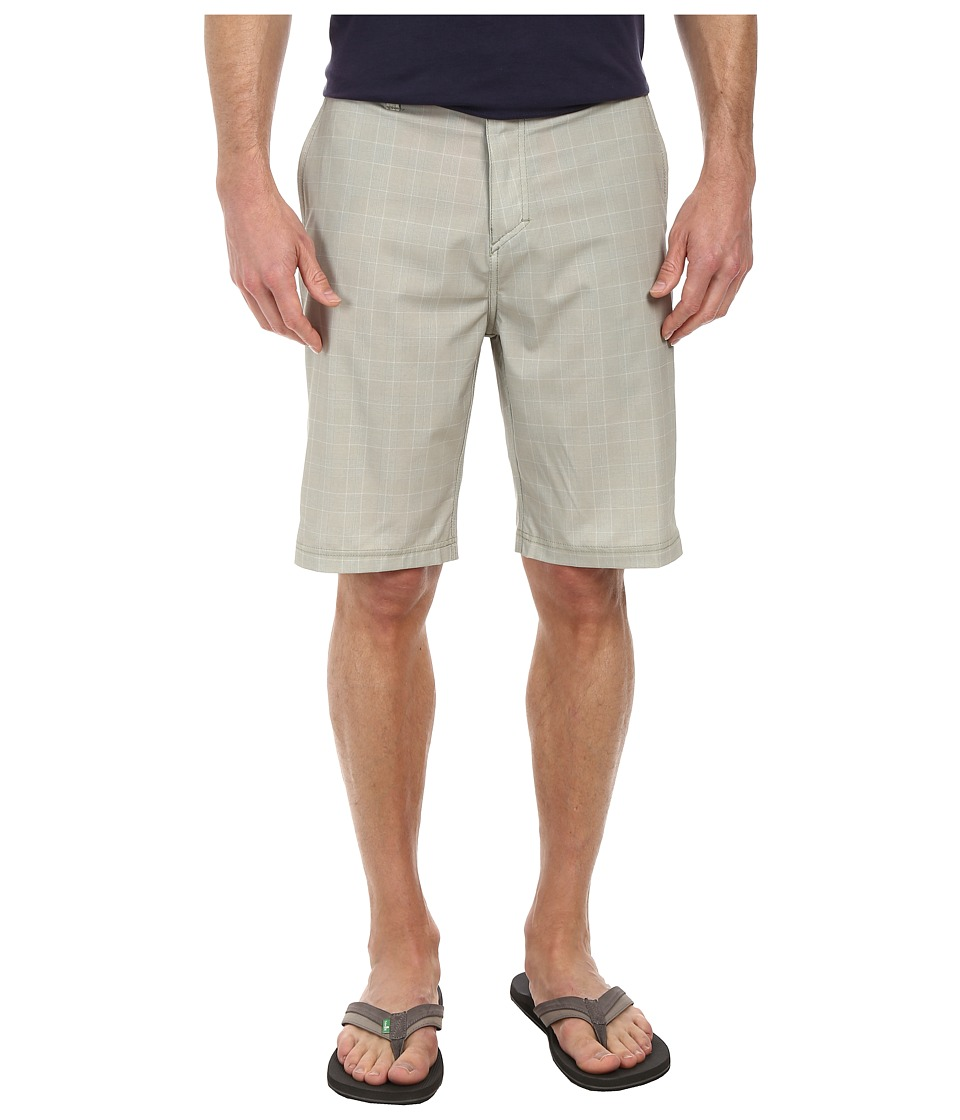 Quiksilver - Neolithic Hybrid Short (Elmwood) Men's Shorts