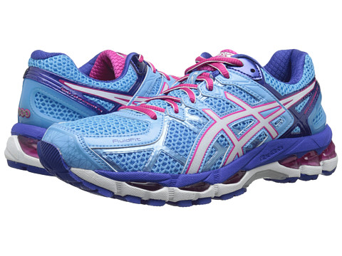 ASICS - GEL-Kayano 21 (Powder Blue) Women's Running Shoes