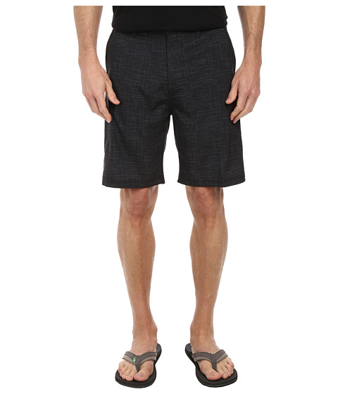 Quiksilver - Platypus Hybrid Short (Black) Men's Shorts