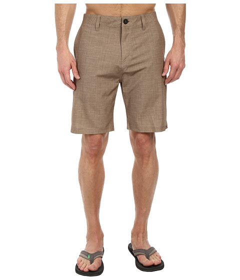 Quiksilver - Platypus Hybrid Short (Elmwood) Men's Shorts