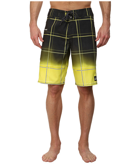 Quiksilver - Electric Space Boardshort (Tarmac) Men's Swimwear
