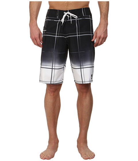 Quiksilver - Electric Space Boardshort (Black) Men's Swimwear