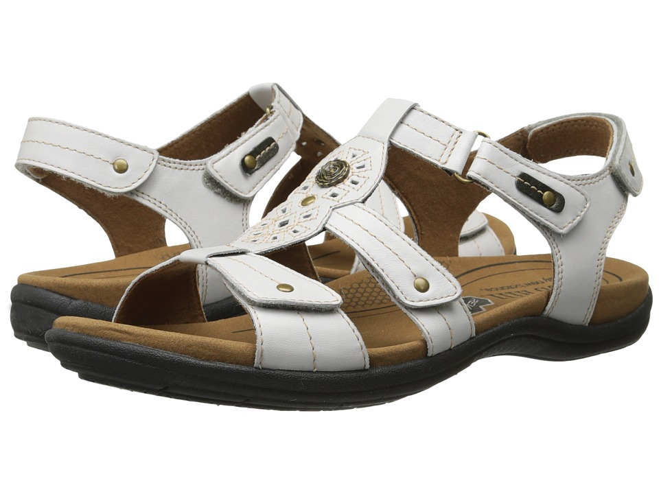Rockport Cobb Hill Collection - Cobb Hill REVsoothe (White) Women's Sandals