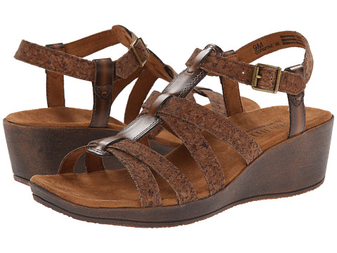 Cobb Hill - Leighton (Tan Cork) Women's Wedge Shoes