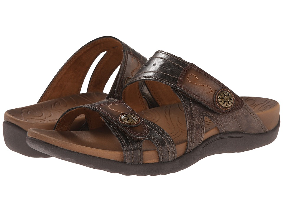 Cobb Hill - Renee (Bronze) Women's Sandals