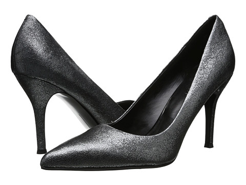 Nine West - Flax (Pewter Metallic) High Heels