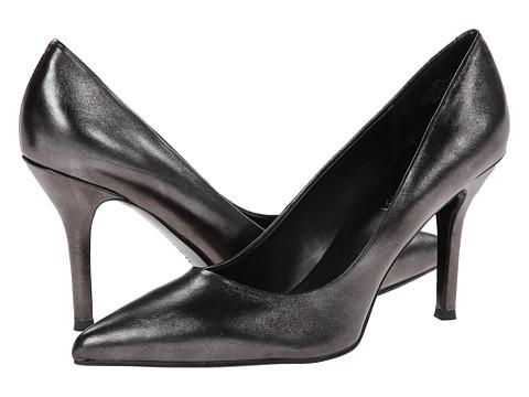Nine West - Flax (Pewter Metallic 1) High Heels