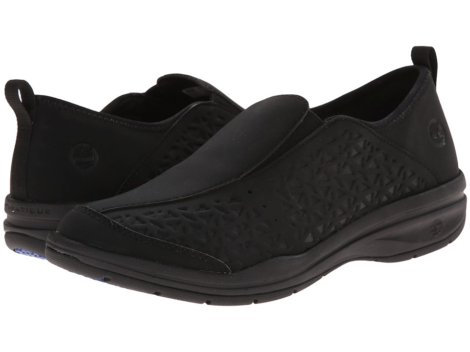 Timberland PRO - Sport Slip-on (Black) Women's Work Boots