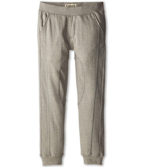 Request Kids - Josh Jogging Pants (Big Kids) (Grey Heather) Boy