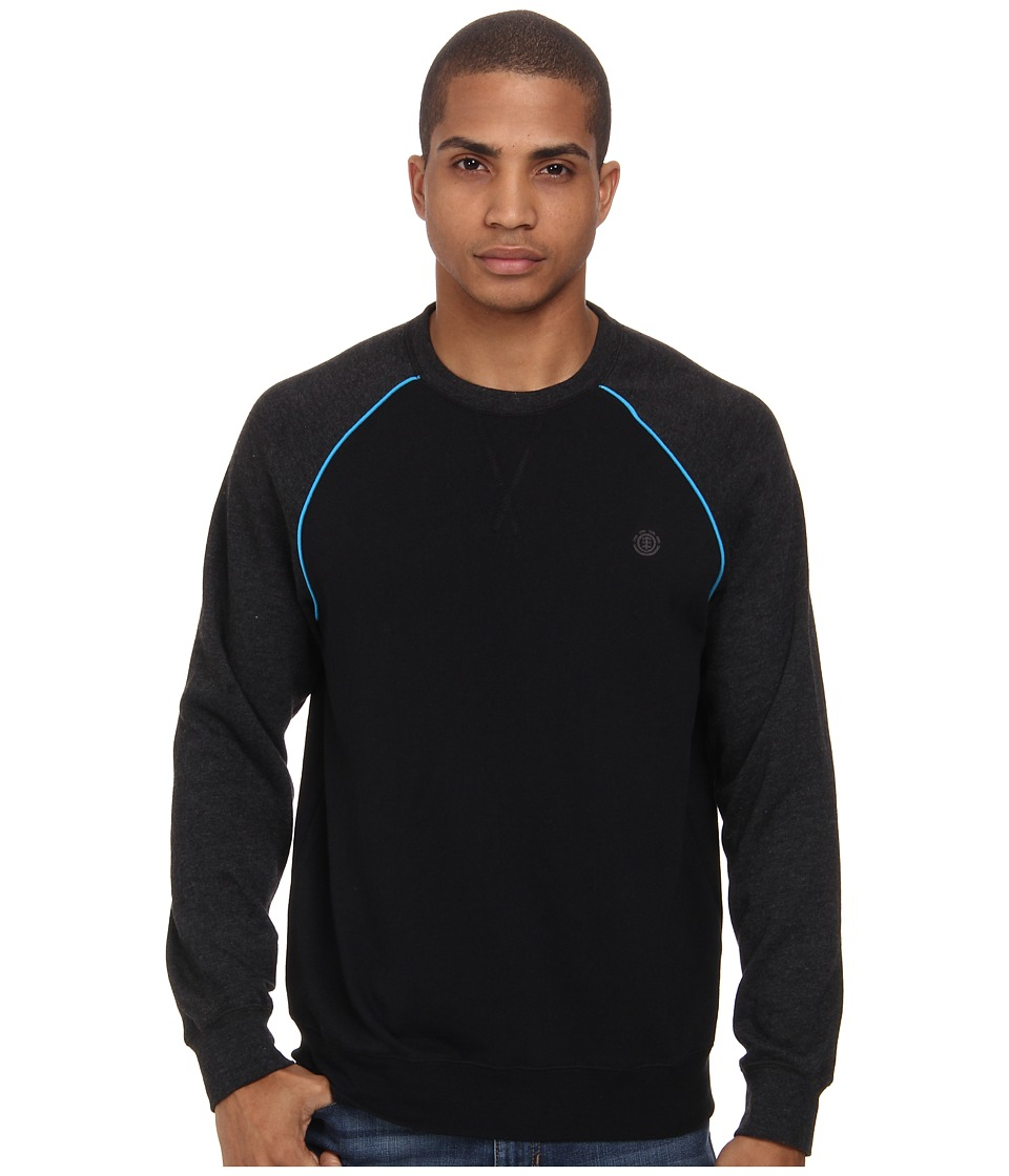 Element - Vermont Crew Fleece (Charcoal Heather) Men's Fleece