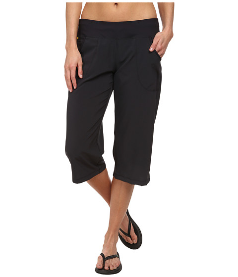 Lole - Romp Capri (Black) Women