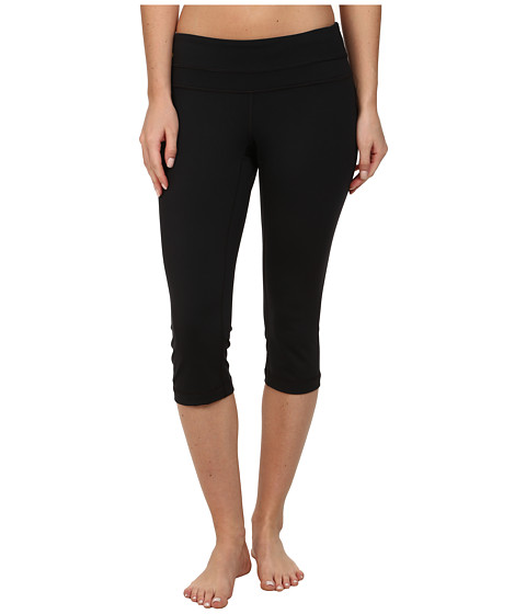 Lole - Eclipse Capri (Black) Women