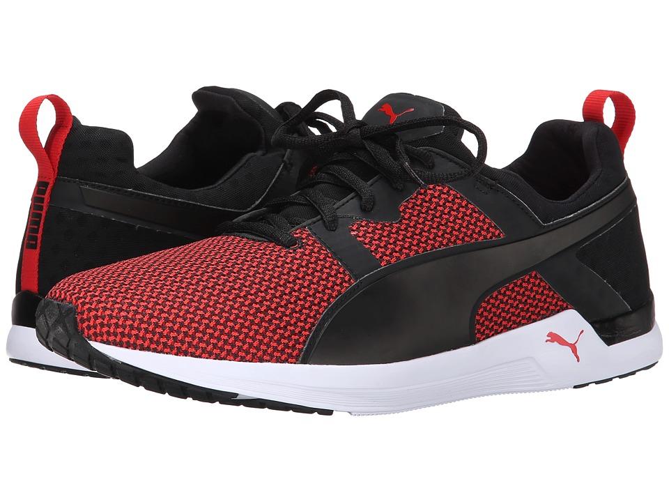 PUMA - Pulse XT (High Risk Red/Black) Men's Cross Training Shoes