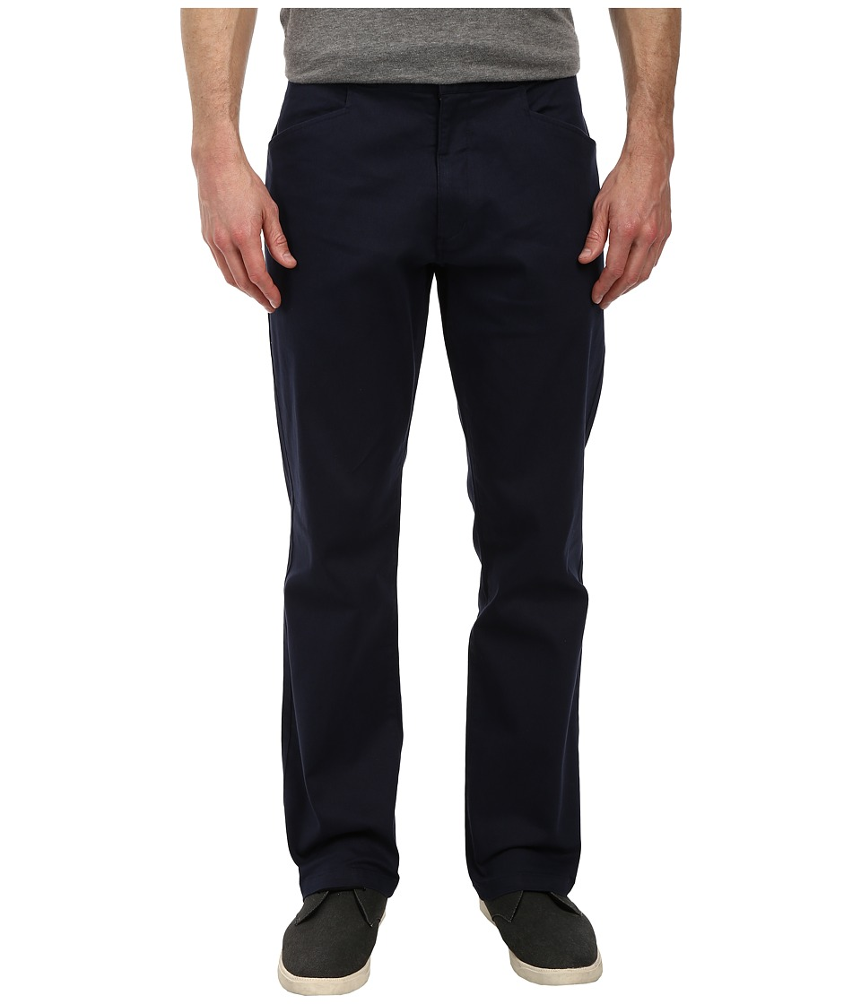 Element - Burleys Pant (Navy) Men's Casual Pants