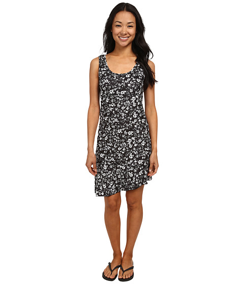 Lole - Olena Dress (Black Flower) Women