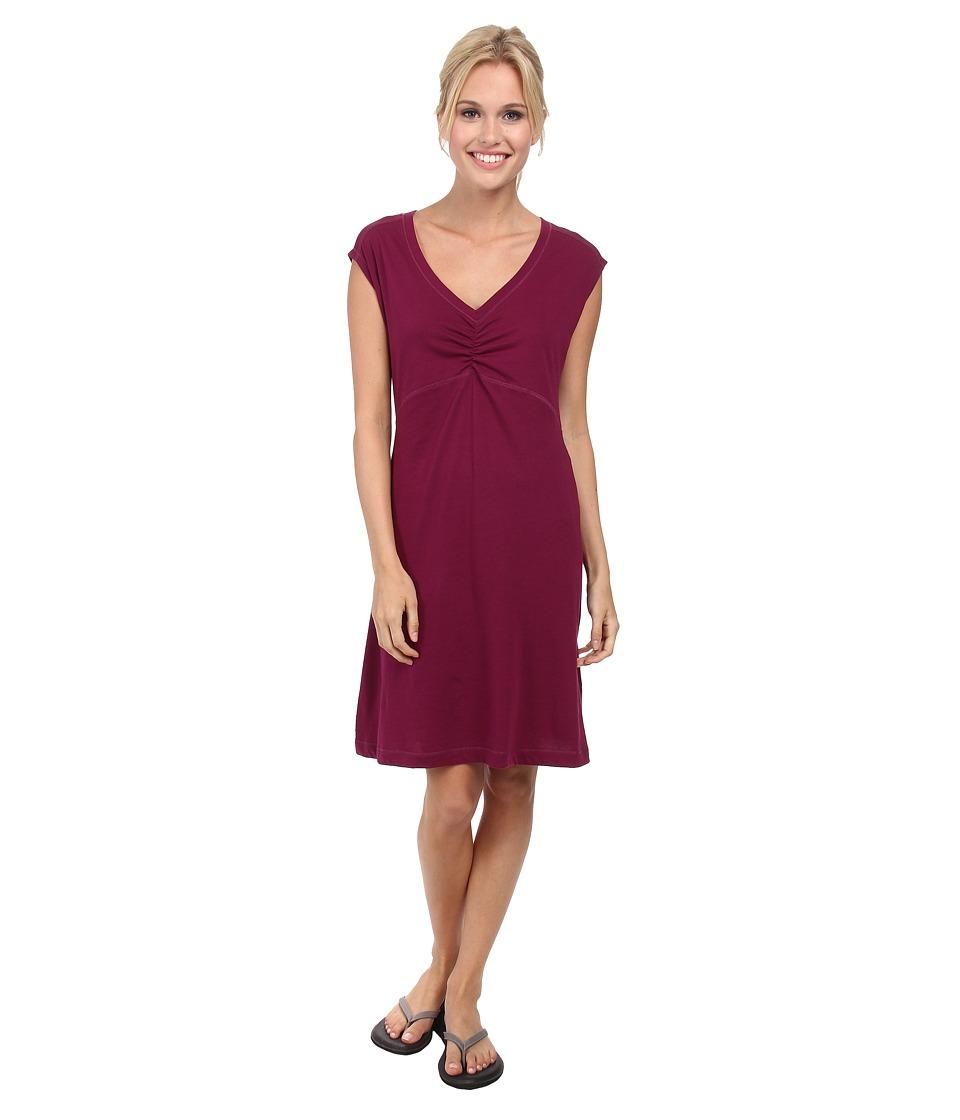 Lole - Sorenza Dress (Mulberry) Women