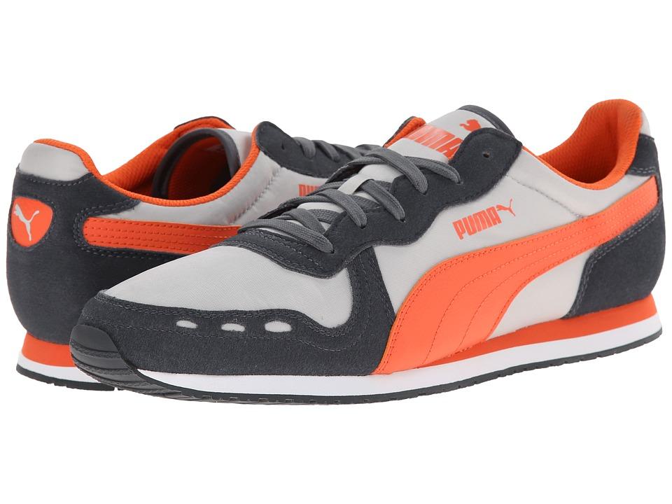 PUMA - Cabana Racer Fun (Turbulence/Nasturtium/Gray Violet) Men's Shoes