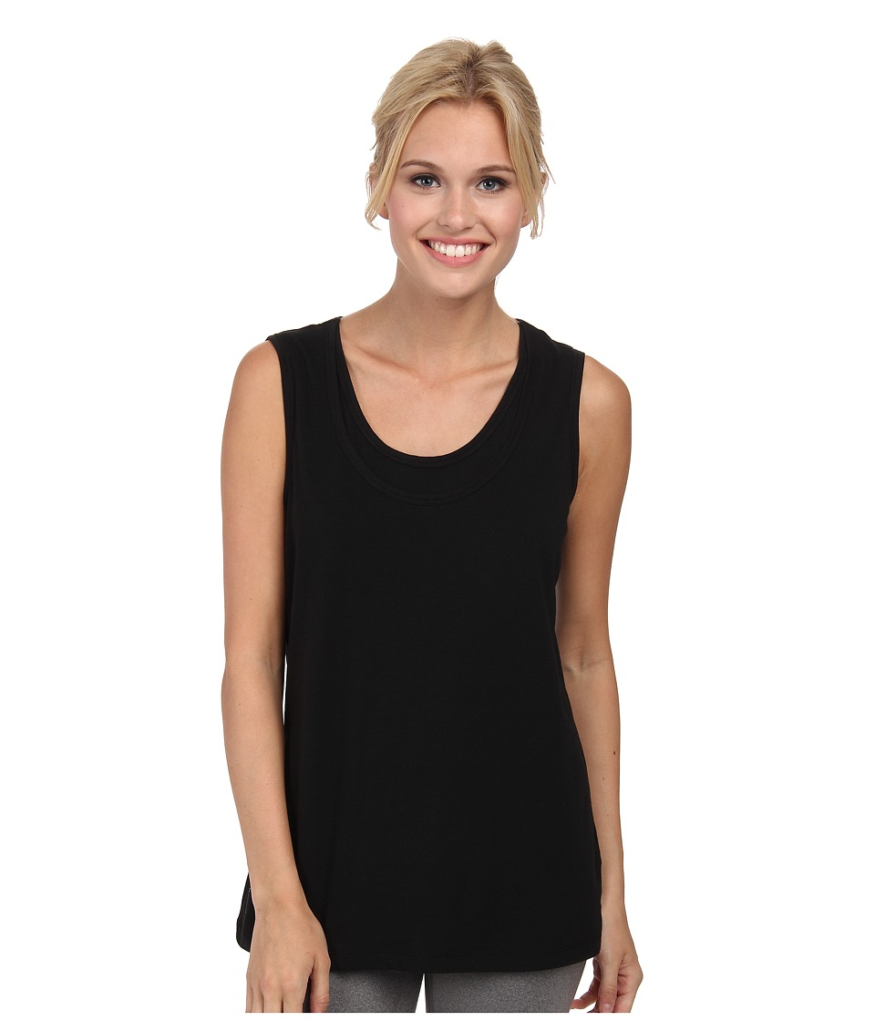 Lole - Hug Top (Black) Women's Clothing