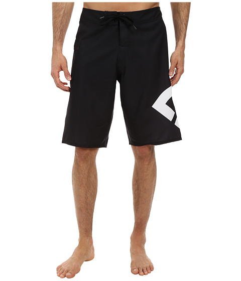 DC - Lanai 22 Boardshort (Black) Men's Swimwear