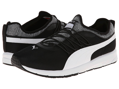 PUMA - Narita V3 S/O (Black/White) Women's Shoes