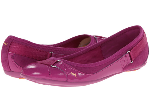 PUMA - Bixley Glamm (Vivid Viola/Peach Cobler) Women's Shoes