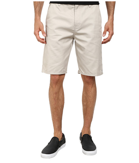 Element - Howland Chino Short (Ash) Men's Shorts