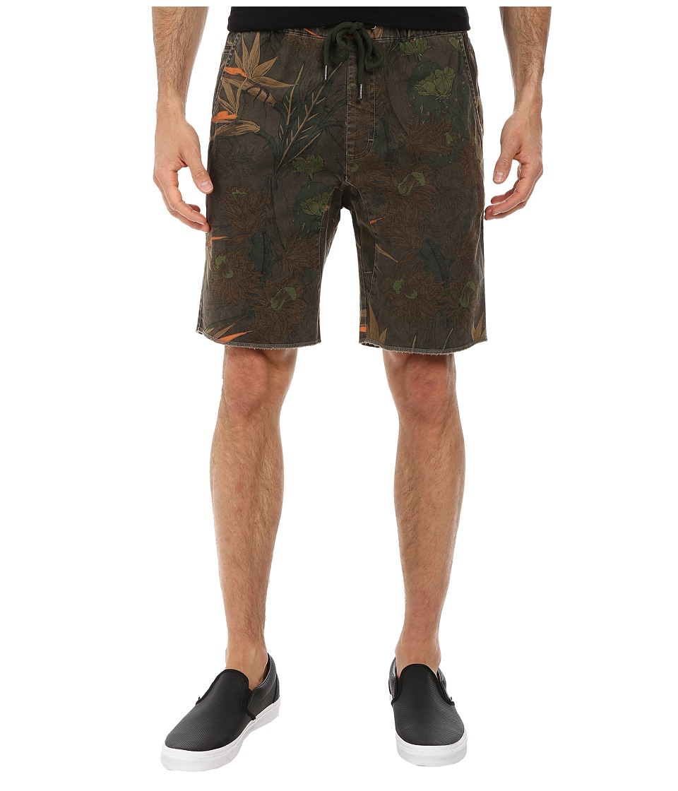 Element - Conroy Short 20 (Black) Men's Shorts