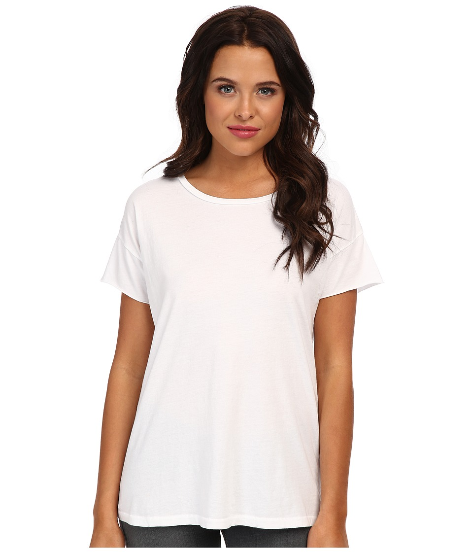 Alternative - Rocker Tee (White) Women's T Shirt