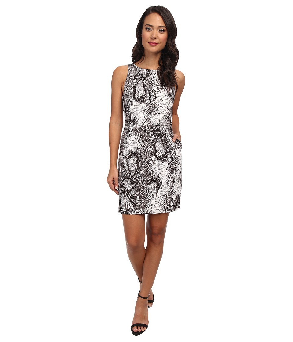 BB Dakota - Vicki Dress (Grey) Women's Dress