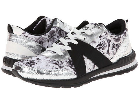 Circus by Sam Edelman - Dexter (Black/White Vintage Floral) Women