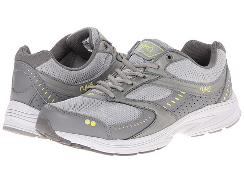 Ryka - Circuit SMT (Chrome Silver/Frost Grey/Limelight) Women