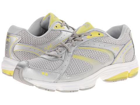 Ryka - Tandem SMR (Vapor Grey/Chrome Silver/Limelight) Women's Running Shoes