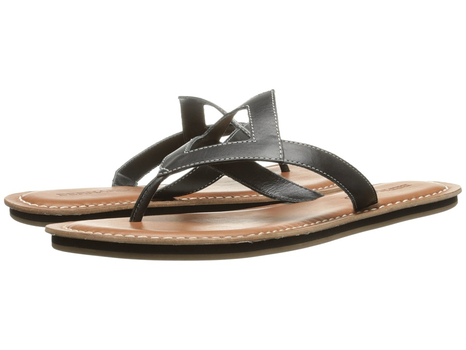 Bernardo - Geometric Eva (Black Calf) Women's Sandals