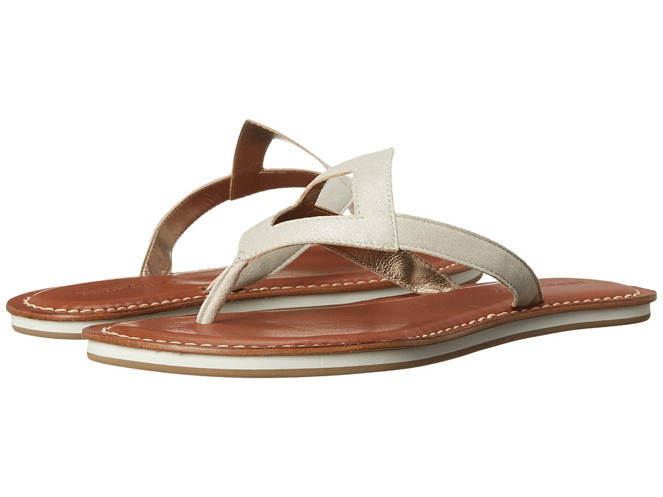Bernardo - Geometric Eva (Platinum Dusty Metallic) Women's Sandals