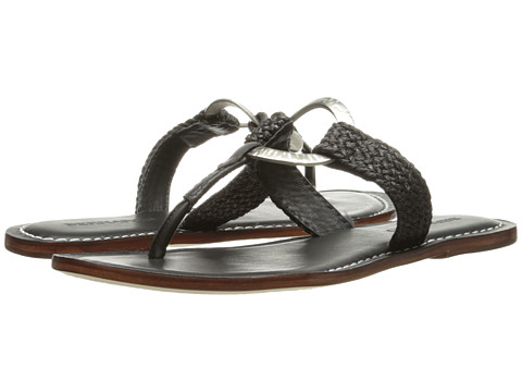 Bernardo - Matrix Metal (Black Calf) Women's Sandals
